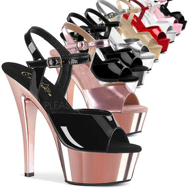 Pleaser Shoes | On Sale Exotic Dancer Shoes KISS-209