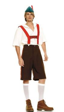 Leg Avenue 83262 First Mate Pirate Costume Size M//L XL Adult Men/'s 5 Piece