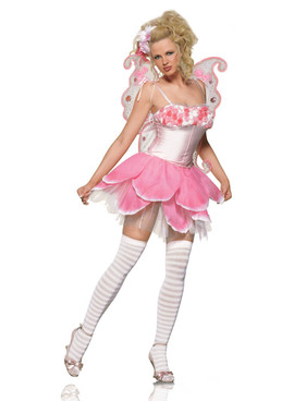 Rose Pixie Costume