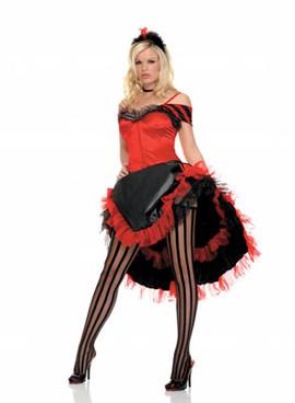 LA-83229, Moulin Dancer Costume
