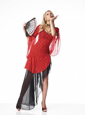 Flamenco Dancer Costume (83031)