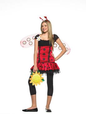 LA-J48012, Teen Daisy Bug Costume