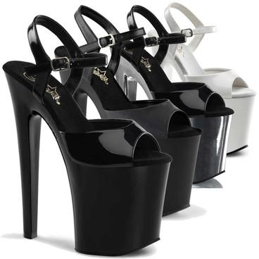 8 Inch Platform Exotic Dancer Shoes Pleaser XTREME-809