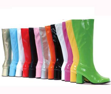 Ellie Shoes | 70s Go Go Boots E-gogo