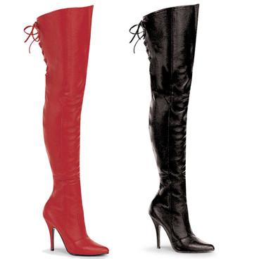 Pleaser | LEGEND-8899, 5 Inch Thigh High Boots