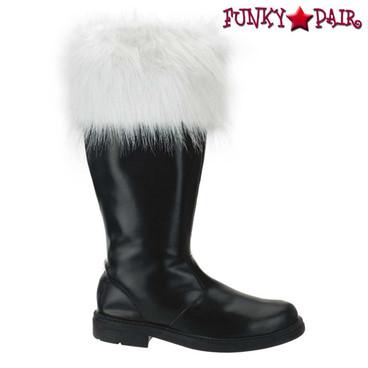 Santa-108, Santa Claus Boot | Funtasma