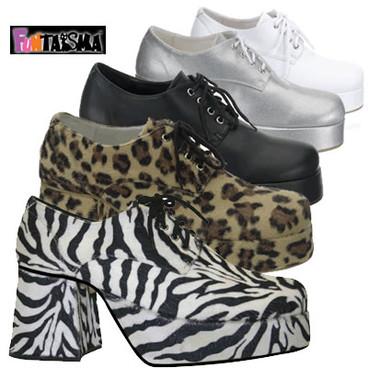 JAZZ-02, Men Disco Costume Shoes |  Funtasma