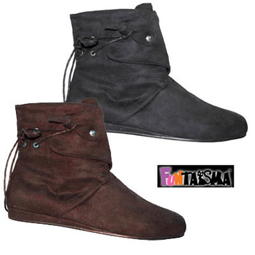 Renaissance-50, Men's Renaissance Costume Shoes | Funtasma