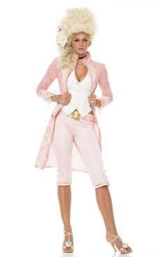 LA-83276, Lady of the Court Costume