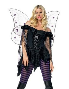 Dark Fairy Costume (83323)