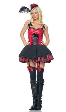 Pirate Treasure Wench Costume (83376)
