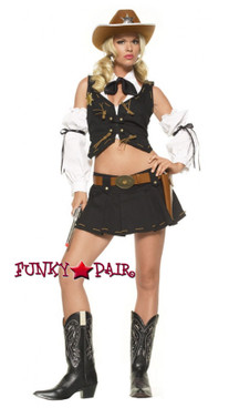 Leg Avenue sexy cowgirl cowboy costumes 53203 Good Sheriff Costume