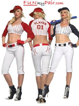 Star Player Costume (53063)