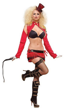 Ring Mistres Costume (53082)