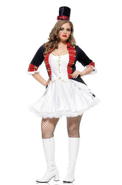 TOY SOLDIER COSTUME 83451X