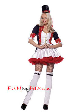 TOY SOLDIER COSTUME 83451