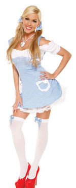 FP-557118, Kansas Girl Costume (CLEARANCE)