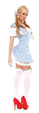 FP-557118, Kansas Girl Costume (CLEARANCE)