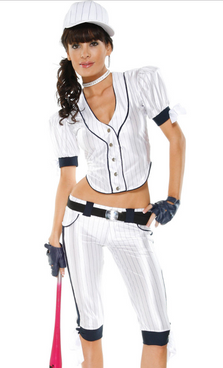 ForPlay Costume | 557204 * The Babe Costume Front View
