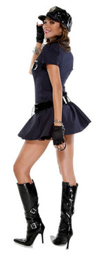 FP-557225, Policy Playmate Costume