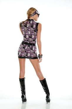 FP-558401, Hipster Honey Costume