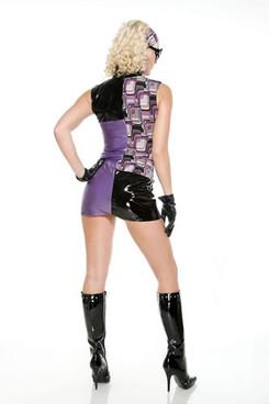 FP-558410, Miss Groove Costume