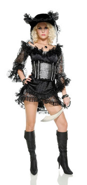FP-558432, Buccaneer Beauty Costume (CLEARANCE)