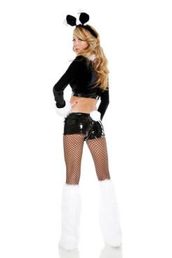 FP-558435, Posh Playbunny Costume (CLEARANCE)