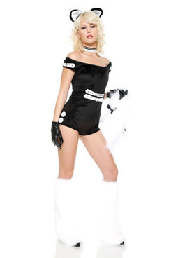FP-558437, Purr and Scratch Costume (CLEARANCE)