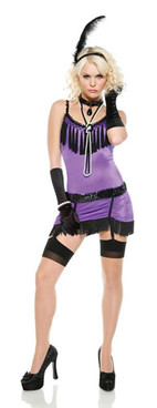 FP-558449, Fantasy Flapper Costume (CLEARANCE)