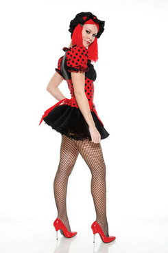 FP-558521, Darque Doll Costume (CLEARANCE)