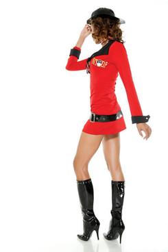 FP-596015, Fiesty Firegirl Costume