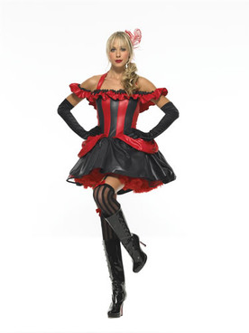 LA-83420, French Cancan Costume(CLEARANCE)