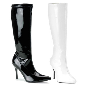 Knee High Heel Boots | Funtasma Lust-2000
