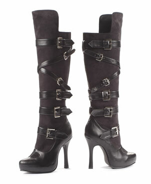 Leg Avenue | Costume Boots LA-426-BANDIT