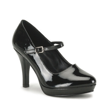 CONTESSA-50X, Wide Width Mary Jane Shoe  Made By FUNTASMA