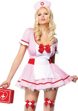 LA-83509, Nurse Kandi Costume