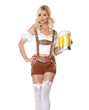 Little Miss Lederhosen