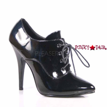 Pleaser Seduce-460, 5 inch high heel Oxford Pump