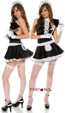 FP-559210, House French Maid Hunny Costume (CLEARANCE)