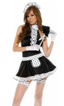 FP-559210, House French Maid Hunny Costume  By ForPlay