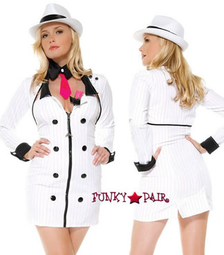 FP-559305, Mobster Minx Costume (CLEARANCE)