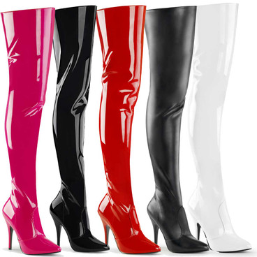 Thigh High Boots Seduce-3010 by Pleaser