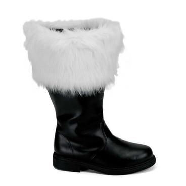 Men Wide Calf Santa Boots SANTA-106WC Funtasma