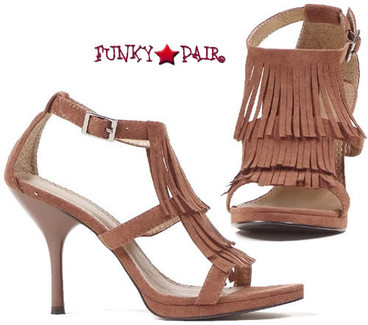 417-Sioux, Indian Princess Sandal