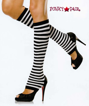 5563, Stripe Stirrup Knee High