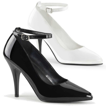 Ankle Strap Pumps Pleaser | Vanity-431