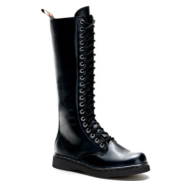 Demonia | Men Defiant-400, Vegan Combat Boots