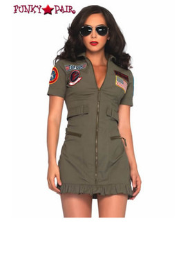 Top Gun Women's Flight Costume