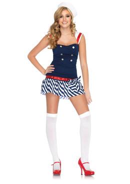 Harbor Hottie Costume